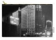 Wrigley And Tribune Buildings Carry-all Pouch