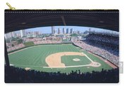 Wrigley Field, Chicago, Cubs V Carry-all Pouch