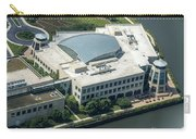 Wrigley Global Innovation Center In Chicago Aerial Photo Carry-all Pouch