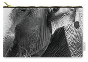 Wrinkled Wisdom Carry-all Pouch