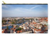Wroclaw Cityscape In Poland Carry-all Pouch