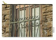 Wrought Iron - Glass - Stone Carry-all Pouch