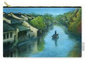 Wuzhen Time Carry-all Pouch