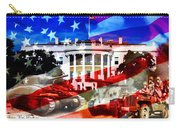 Ww2 Usa White House Carry-all Pouch