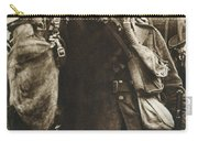 Wwi: Gas Warfare Carry-all Pouch
