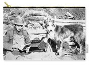 Wwi, Nell British Messenger Dog Carry-all Pouch