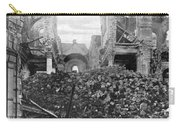 Wwi, Ruins Of Arras Cathedral Carry-all Pouch