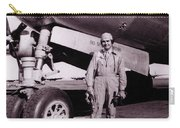 Wwii, Paul Tibbetts, Usaf Officer Carry-all Pouch