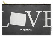 Wy Love Carry-all Pouch by Nancy Ingersoll
