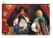 Wyeth: Robin Hood & Marian Carry-all Pouch