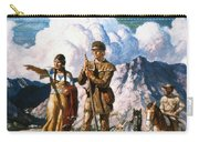 Wyeth: Sacajawea Carry-all Pouch