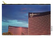 Wynn And Encore In Las Vegas Carry-all Pouch