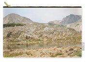 Wyoming At Altitude 4 Carry-all Pouch
