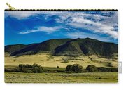 Wyoming Beauty Carry-all Pouch
