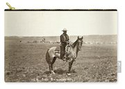 Wyoming: Cowboy, C1883 Carry-all Pouch