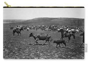 Wyoming: Cowboys, C1890 Carry-all Pouch