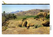 Wyoming Landscape Carry-all Pouch