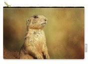 Wyoming Prairie Dog Carry-all Pouch