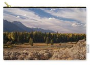Wyoming Scenery One Carry-all Pouch