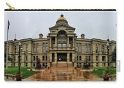 Wyoming State Capital Building  Carry-all Pouch