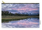Wyoming Sunset Carry-all Pouch