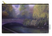 Wyomissing Creek Misty Morning Carry-all Pouch