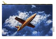 X-1 Glamorous Glennis In Oil Carry-all Pouch