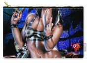 X-23 Logan's Run Carry-all Pouch by Pete Tapang