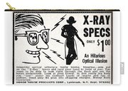X-ray Specs $1.00 Carry-all Pouch