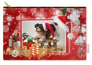 Xmas Dog Carry-all Pouch