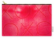 Xoxo 1 Carry-all Pouch