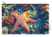 Yachats Oregon - Sea Star Carry-all Pouch
