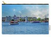 Yacht And Beach Club Walt Disney World Carry-all Pouch