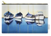 Yacht Harbor Carry-all Pouch