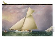Yacht Race In New York Harbor Carry-all Pouch