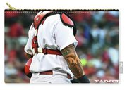 Yadier Molina, St. Louis Cardinals Carry-all Pouch