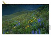 Yakima River Canyon Sunset Carry-all Pouch