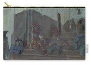 Yakovlev, Alexander 1887-1938 L Escalier, Capri, Nuit Carry-all Pouch
