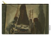 Yakovlev, Alexander 1887-1938 Merguez Seller In Tunis Carry-all Pouch