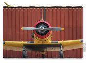 Yale And Hangar - 2018 Christopher Buff, Www.aviationbuff.com Carry-all Pouch