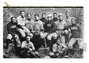 Yale Baseball Team, 1901 Carry-all Pouch
