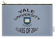 Yale University Class Of 2041 Carry-all Pouch
