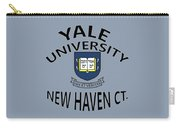 Yale University New Haven Ct.  Carry-all Pouch
