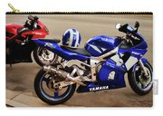 Yamaha Yzf-r6 Motorcycle Carry-all Pouch