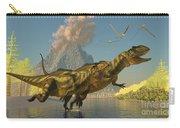 Yangchuanosaurus Dinosaurs Carry-all Pouch