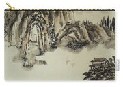 Yangze River In Autumn Carry-all Pouch