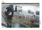 Yankee Lady Nose Art Carry-all Pouch