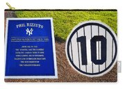 Yankee Legends Number 10 Carry-all Pouch