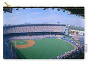 Yankee Stadium Ny Yankees V. Tampa Carry-all Pouch
