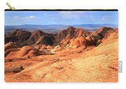 Yant Flat Candy Cliffs Panorama Carry-all Pouch